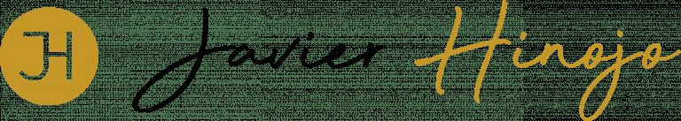 Javier Hinojo - Horizontal Logo